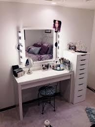 Vivianna Does Makeup Ikea Desk by Makeup Vanity Desk Diy Makeup Vidalondon