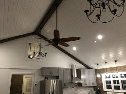 100 Cieling Beams How To Enhance Vaulted Ceilings With AZ Faux