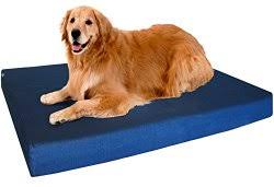 Chew Proof Dog Beds by Memory Foam Dog Bed Orthopedic And Chewproof