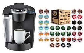 Keurig K55 Brewer 40ct Variety Pack Of K Cups