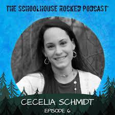 ☆ Cecelia Schmidt Podcast BehindtheScenes Video Schoolhouse