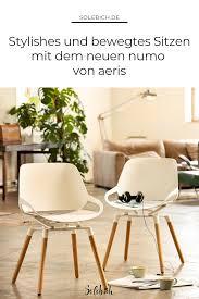 stylishes und bewegtes sitzen mit einer neuheit aeris