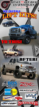 100 How To Install A Lift Kit On A Truck Diesel Off Road Technologies 4x4 And Jeep S