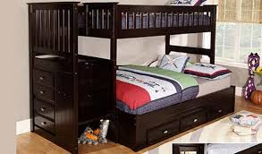 Colorado Stairway Bunk Bed by Bunk Beds Loft Beds Captains Beds Trundle Beds Staircase Beds
