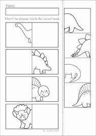 Kindergarten Cutting Activities Worksheets