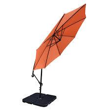 Kohls Patio Umbrella Stand by 10 Ft Outdoor Cantilever Umbrella