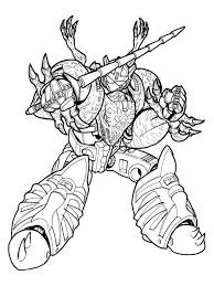 Transformers Coloring Pages For Kids To Print