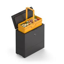 freezyboy kühler komposteimer für küchenabfälle