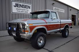 100 1978 Ford Truck For Sale F150 For Sale 80382 Motorious