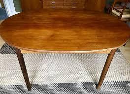 möbel esstisch retro teak 60 70 vintage esszimmermöbel