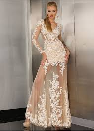 Designer Evening Dresses Lace
