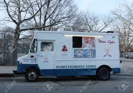 BROOKLYN, NEW YORK - APRIL 10, 2017: Ice Cream Truck In Brooklyn ... A Traditional Mr Softee Icecream Van At The Albert Dock In 5 Things You Didnt Know About Mister Huffpost Only Living Girl New York Ice Cream Truck City Usa Stock Photo Brief History Of Inside Scoop As Summer Begins Nycs Softserve Turf War Reignites Eater Ny New York August 30 Ice Cream 100 Legal Protection Govts Food Ploy Is An Insult To Hong Kongs Venerable Behind The Scenes Softees Truck Garage Drive Master Soft A Faux