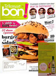 cuisine revue revue de presse barefoot 004 thara communications