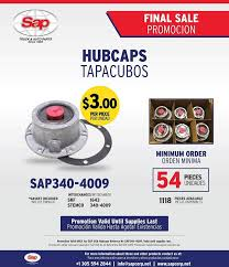 FINAL SALE/PROMOCION HUBCAPS/TAPACUBOS... - SAP USA Truck & Auto ... Buy Mini Truck Parts And Accsories From Online Stores Intertional 5600i Cab For Sale Camerota Truck Parts Enfield Ct Usa Grill L291174100 For Kenworth Pickup Starter Motor Ford Best Heavy Duty 2018 New Isuzu Nrr At Premier Group Serving Usa Canada Tx Welcome To Autocar Home Trucks Big Useful Inspirational Insurance Mini 1995 Mack Cl613 Visit Us Vistanos En Aapexshow Sap Auto Western Star Lamusa