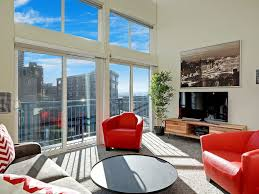 100 Seattle Penthouse Top Floor Condo The Belltown Court Loft With Water Views