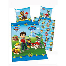 Paw Patrol Bedroom Curtains Bedding and Kids Wallpaper