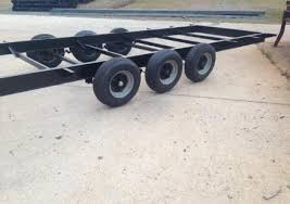 Mobile Home Trailer Axles Index 19 Install Wheels Running Gear