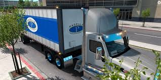 100 Ptl Trucking Pacella Express Box Trailer Mod ATS Mod American Truck