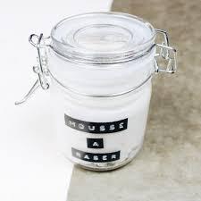 mousse a raser maison recette facile au savon de marseille i bdcb i