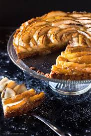 French Pear Tart Recipe With No Fuss Crust Try This Easy Pears And Fig Preserves For A Perfectly Delicious Elegant Dessert