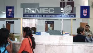 Acceso A Identidad Resultados Convenio Mef Reniec By JULIO TORRES