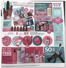 Ulta Beauty Black Friday 2017 Ads And Deals Don't ... 5 Off A 15 Purchase Ulta Coupon Code 771287 First Aid Beauty Coupon Code Free Coupons Website Black Friday 2017 Beauty Ad Scan Buyvia 350 Purchase Becs Bargains Everything You Need To Know About Online Codes 50 20 Entire Laura Mobile App Ulta Promo For September 2018 9 Valid Coupons Today Updated Primer With Imgur Hot 8pc Mystery Gift And Sephora Preblack Up