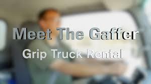 100 Grip Truck Rental Meet The Gaffer 14 YouTube