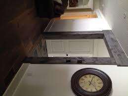 Reclaimed Grey Board Archway