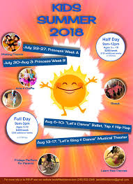 Summer For Kids Preschool And Elementary