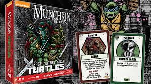 100 Teenage Mutant Ninja Turtle Monster Truck Munchkin S By IDW Games Kickstarter