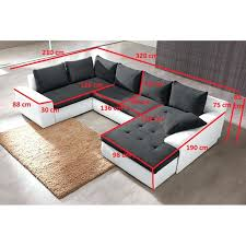 canapé convertible 7 places canape angle cuir 7 places canape angle convertible simili cuir 11