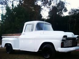 100 1958 Chevy Truck For Sale Chevy Apache Pickup Truck