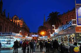 What Kind Of Aspirin For Christmas Tree by Christmas In Seville Spain A Night Stroll Nextbiteoflife