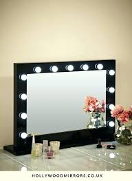 Makeup Desk With Lights Uk by Dressing Table Mirror Light Bulbs U2013 Caaglop
