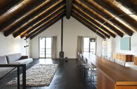 wohnzimmer unter dachschräge einrichtungsideen