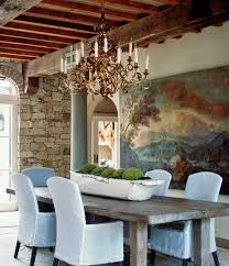Rustic Chic Dining Room Ideas by Download Rustic Dining Room Table Centerpieces Gen4congress Com