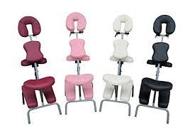 Massage Chair Amazon Uk by Tahiti Ruby Portable Massage Chair Black Amazon Co Uk Health