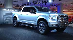 100 Ford Atlas Truck New York Auto Show Hints At Future Of Pickups Newsday