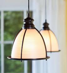 glass pendant lights for kitchen marceladick