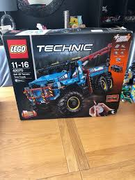 Lego Technic 6x6 All Terrain Tow Truck With Power Functions Set ... Lego Ideas Product Ideas Rotator Tow Truck 9395 Technic Pickup Set New 1732486190 Lego Junk Mail Orange Upcoming Cars 20 8067lego Alrnate 1 Hobbylane Legoreg City Police Trouble 60137 Target Australia Mini Tow Truck Itructions 6423 City Moc Scania T144 Town Eurobricks Forums Speed Build Youtube Amazoncom Great Vehicles 60056 Toys Games R Us Canada