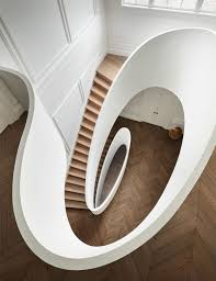100 Steven Harris Architects Sculptural Stairs By Photo By