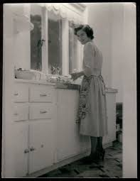 Vintage Black White Photograph