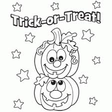 Coloring Pages Halloween Free Printable And
