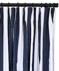 Blue Vertical Striped Curtains by Curtains Unique Navy And White Striped Curtains Ideas Navy
