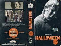 Scout Taylor Compton Halloween by The Horrors Of Halloween Halloween 2007 Vhs Dvd And Blu Ray Covers