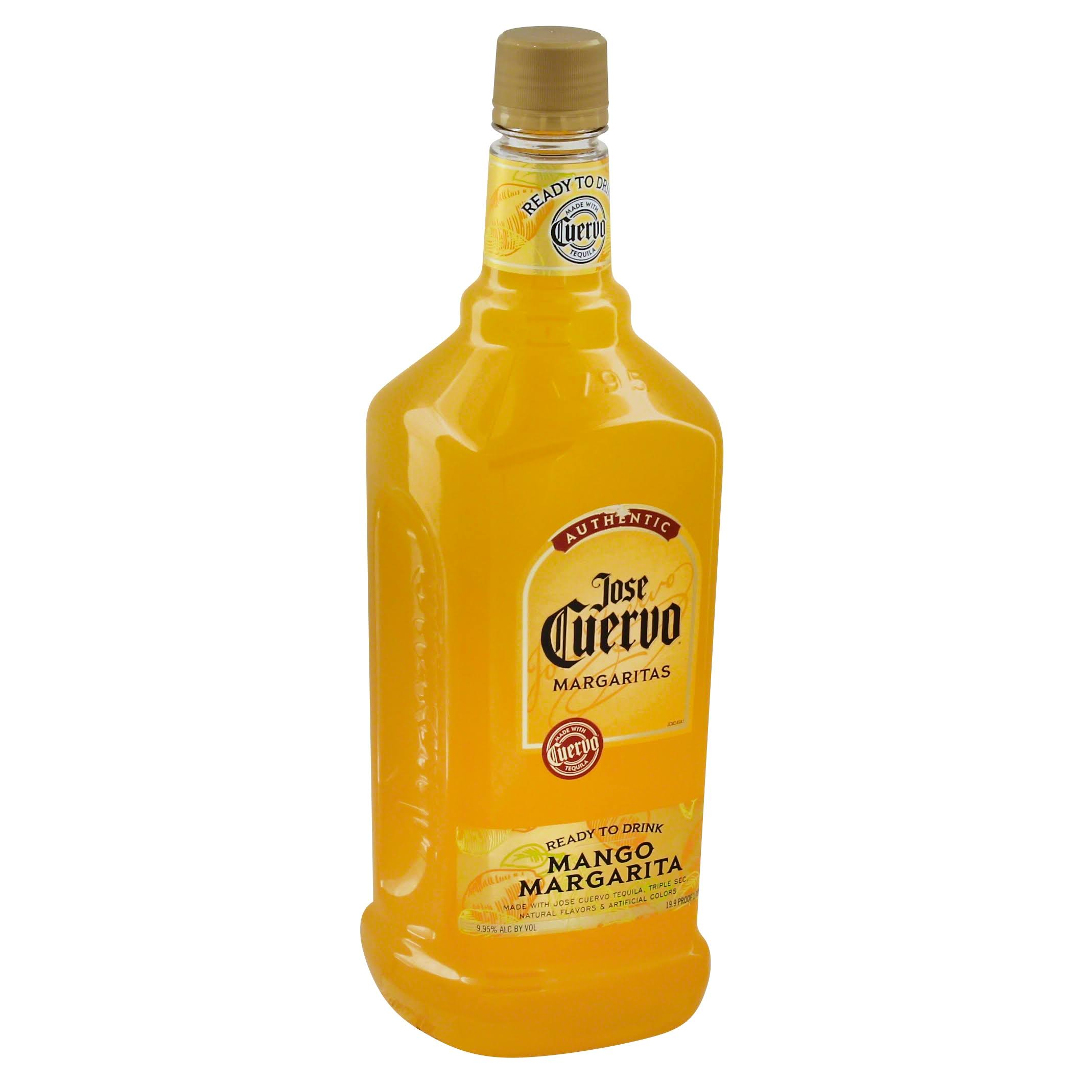 Jose Cuervo Authentic Mango Margarita - 1.75 L bottle