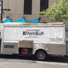 Kong Bab - New York Food Trucks - Roaming Hunger The Best New York Food Trucks Korilla Bbq Truck Association Krave Korean Truck Is Seen At The Hells Kitchen Flea Market 19 Essential Los Angeles Winter 2016 Eater La Kimchi Taco Truck Nyc And World Tasty Eating Kimchi Taco Tribeca E A T R Y R O W Tours Seoul Eats Kogi Wikipedia Nycs 7 Cbs An Guide To Around Urbanmatter