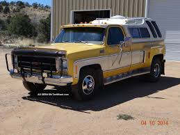 1979 Gmc Sierra Classic 35; Camper Special; 1 Ton Dually 1979 Chevrolet C10 Gateway Classic Cars Orlando 625 Youtube Dually Duel Toyota Sr5 Extendedcab Pickup Gmc General Wikipedia All Of 7387 Chevy And Special Edition Trucks Part Ii Sierra For Sale Classiccarscom Cc1119298 79 Nvfabcom My 1977 Grande The 1947 Present Truck Crate Motor Guide For 1973 To 2013 Gmcchevy Magnificent Super Charged Custom Shortbox Loadedover 45k