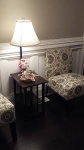 End Table With Lamp Attached Walmart by Better Homes And Gardens 3 Rack End Table Floor Lamp Espresso