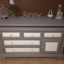 Munire Dresser With Hutch by Find More Grey And White Munire Dresser Changing Station Buffet